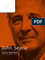 (Contemporary Philosophy in Focus ) John Searle