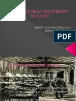 Pioneros de La Psicoterapia de Grupo