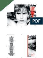 Digital Booklet - War