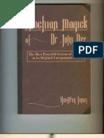 James, Geoffrey - The Enochian Magick of Dr John Dee
