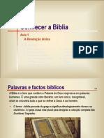 Biblia 01 a Revelacao