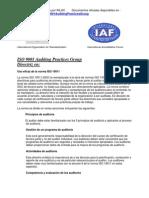 Uso Eficaz de La Norma ISO 19011 Rev.1