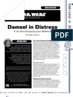 D20 - Star Wars - Adventure - (1st Level) Damsel in Distress