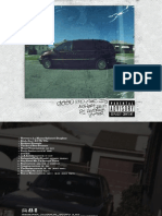 Digital Booklet - Good Kid, m.a.a.d City