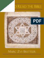 Brettler, MZ - How to Read the Bible (JPS, 2005)