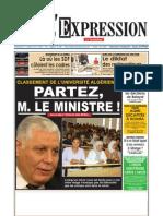 L`Expression Du 21.07.2013