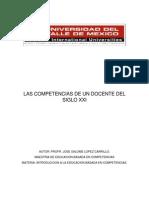 Actividad 7 Blog Las Competencias de Un Docente en El Siglo Xxi