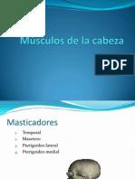 Musculos de la cabeza Rouviere Heldy Vasquez.ppt