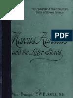 39574077 Marcus Aurelius and the Later Stoics