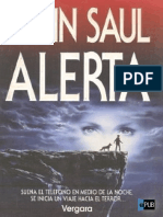 John Saul. Alerta (v1.0 Don_guaren)