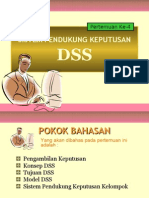 4. Decision Support System