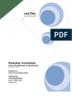 Book Shop Automation _SRS