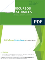 Expo Ds, Recursos Naturales