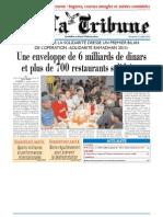 La Tribune Du 21.07.2013