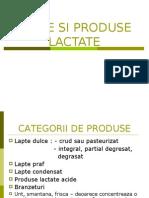 Lapte Si Produse Lactate