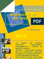Aprendizaje-Adultos Se Silvana
