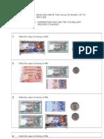 Topic 4 Money