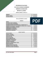 Taller conciliación tributaria