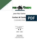 Sartre, Jean Paul - Cartas Al Castor