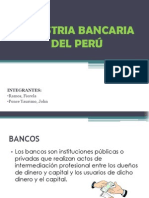 INDUSTRIA BANCARIA DEL PERÚ