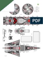 Ye Bot Series Custom by Abi Braceros