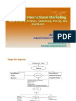 International Marketing Basics
