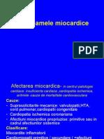 7Sindroamele miocardice