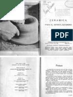 Ceramica Para El Artista Alfarero. Norton