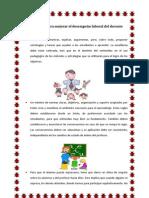 Sugerencias para mejorar el desempeño laboral del docente