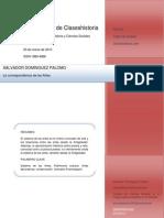Dominguez Correspondencia Artes