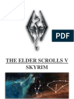 Skyrim Enchantment Codes.docx