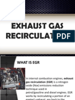 Exhaust Gas Recirculation