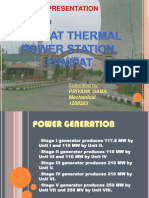 panipat thermal power plant training