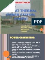 panipat thermal power plant training