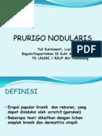 PRURIGO NODULARIS 2