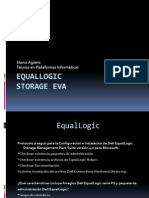 EqualLogic y Storage Eva.pptx