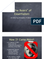 Essentialism+Presentation