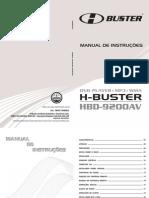 Manual Hdb 9200av