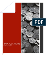 SAP Audit Guide Expenditure