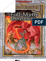 Fall of Myth Drannor