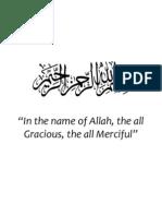 Malfoozaat of Faqeeh-ul-Ummat Mufti Mahmood Hasan Gangohi – رحمة الله عليه VOLUME TWO