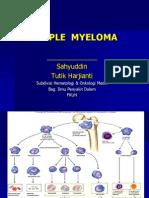 (21) Multiple Myeloma