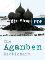 The Agamben Dictionary Edited by Alex Murray and Jessica Whyte