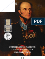 Spinks Auction Catalogue of Medals