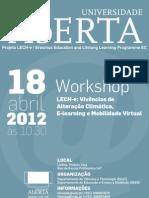 Workshop LECH-e2012