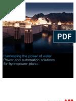 ABB Hydro Brochure 2009.10 (E)