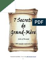7 Secrets Grand Me Ref