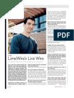 Limewire's LiveWire