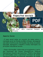 Apresentação- aspectos sociais- Geografia