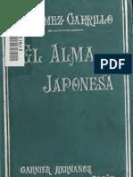 Gómez Carrillo - El alma japonesa